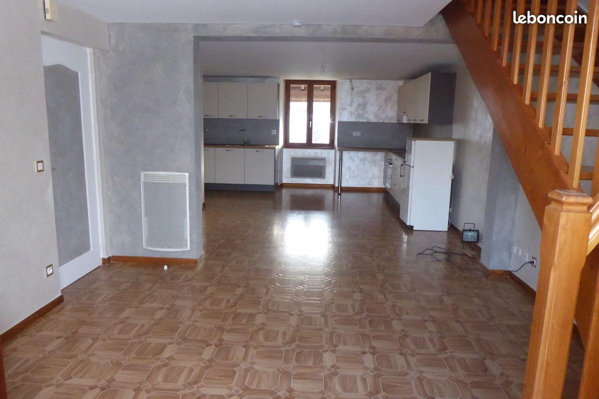 Appartement T3 à Vulbens
