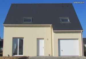 Loue maison 3ch,garage,jardin