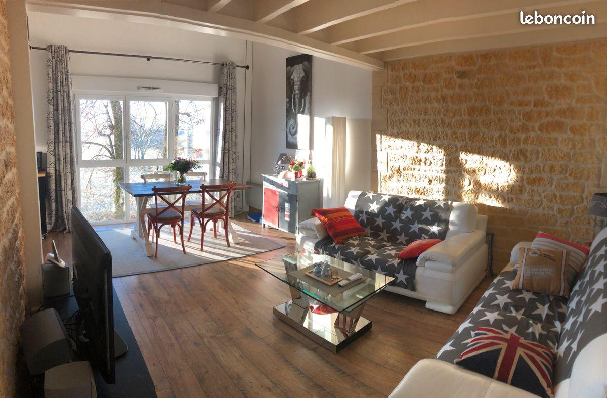 Appartement duplex 3 pièces 72m²