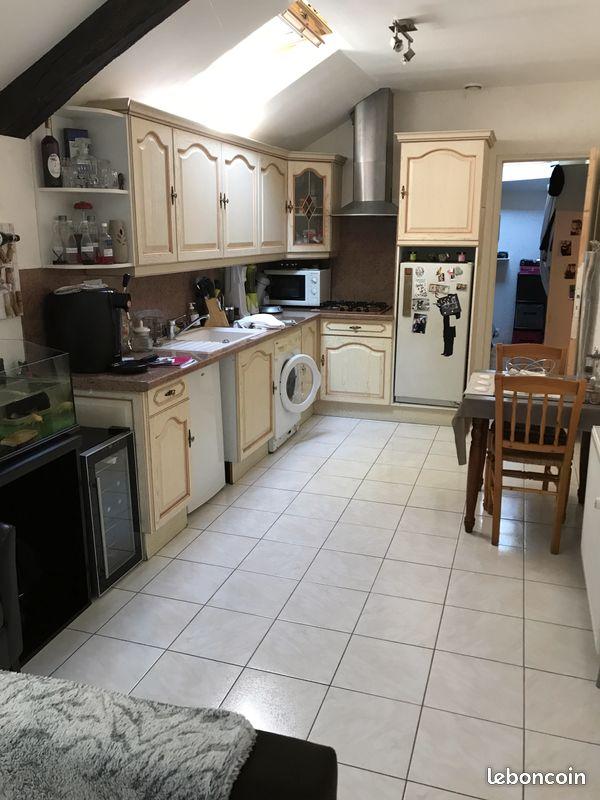 Appartement 40m2 à louer sur Briollay