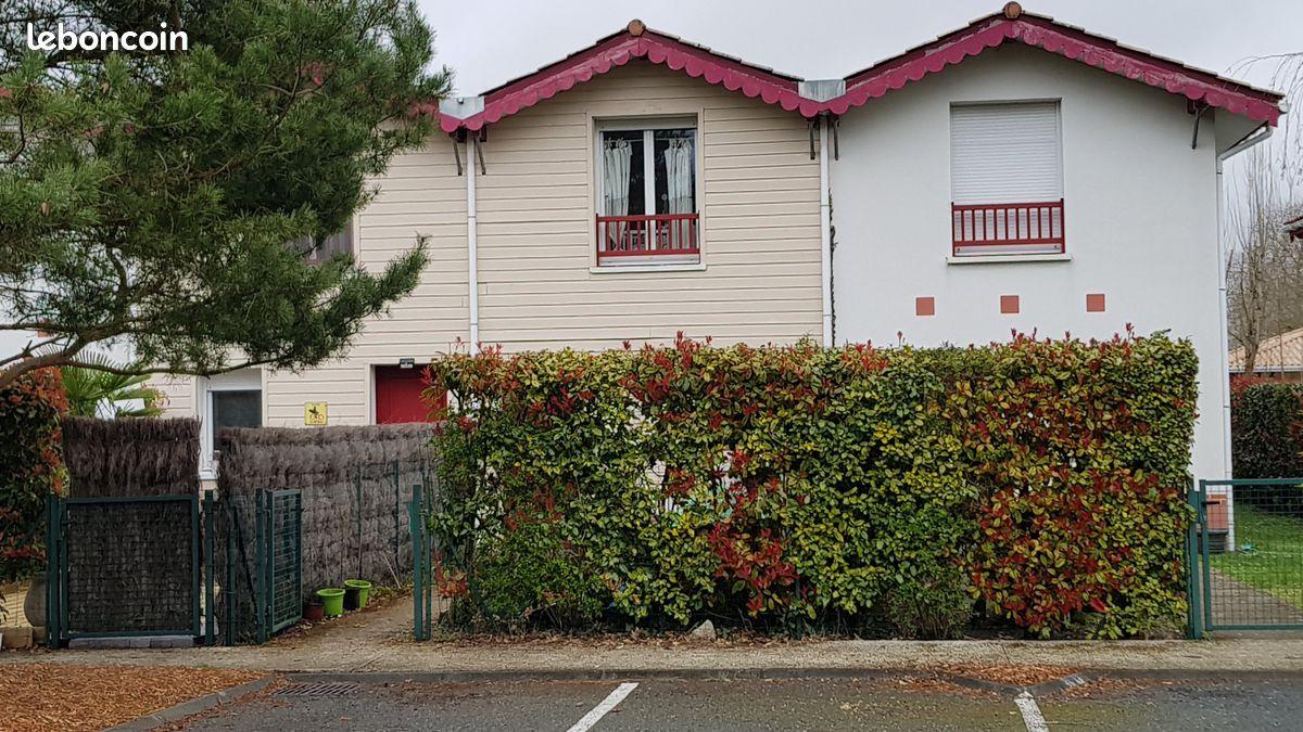 Arès 33740 Appt. Type Maison de ville T3 Duplex