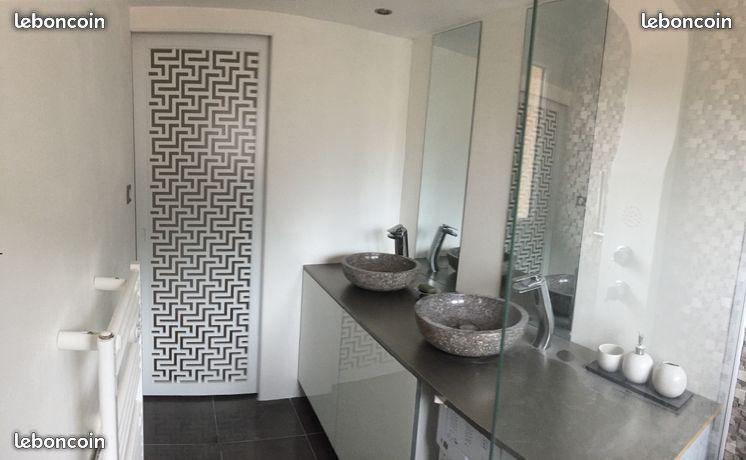 Duplex de 80 m² au centre ville de Foix,