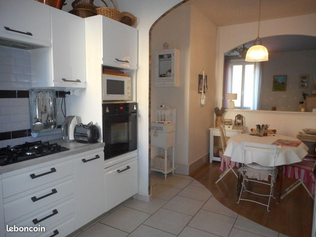 Appartement T3 de 72 m² en Rez de chaussée
