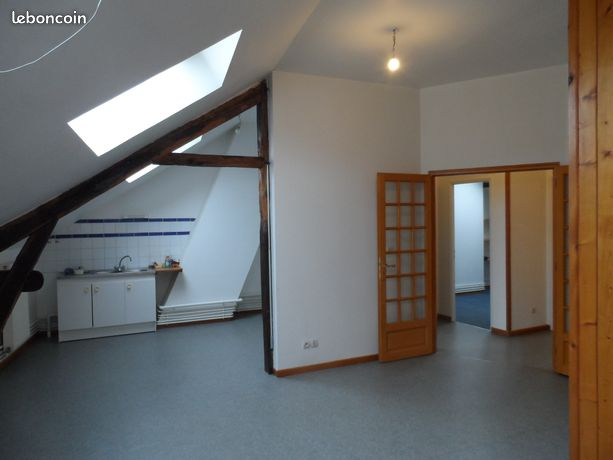 Location appartement T3 Boulzicourt