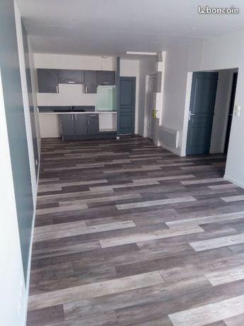 Appartement T3 68m2 Ruelle centre