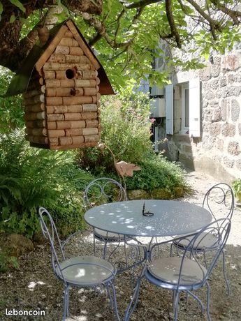 Nouveau départ pour vie paisible à la campagne Ardèche