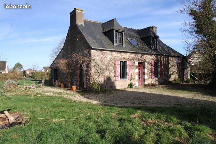 Maison A Vendre Le Faouet 22290