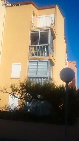 ST PIERRE LA MER - Appartement T2 avec terrasse