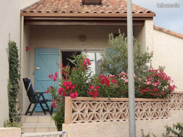 Maison louer fleury 11560 3 pi ces 55 m - Location chambre paris courte duree ...