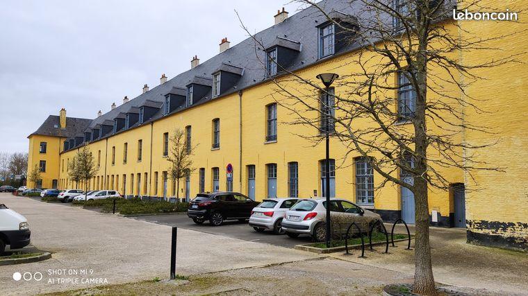 Appartement F2 monument historique