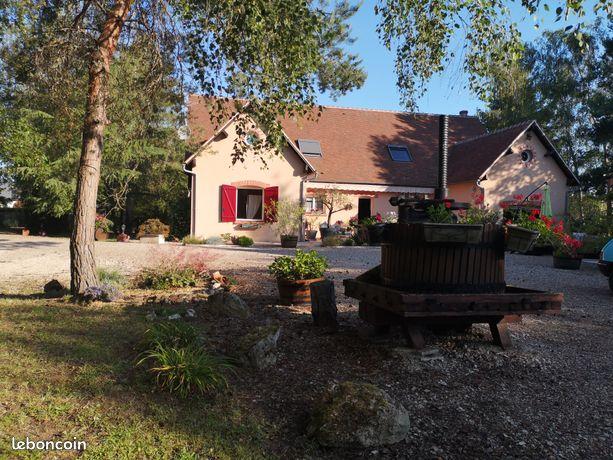 Maison A Vendre Mont Pres Chambord 41250