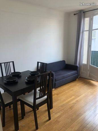 Location 3 pièces meublé