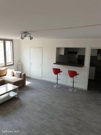 appartement T3 semi-meublé à Revel