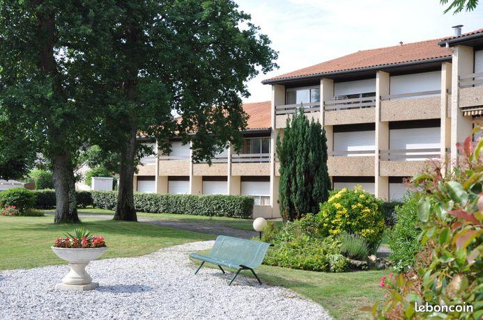 Appartement 2 pièces dans une résidence avec piscine