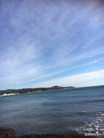 Vue mer location saisonnière vacances