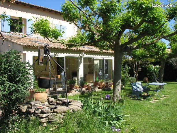 Belle maison proximité Pont du Gard et Uzès