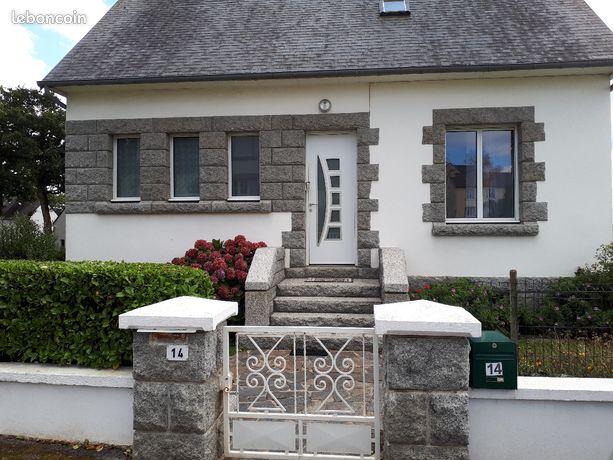 Maison A Vendre Carhaix Plouguer 29270