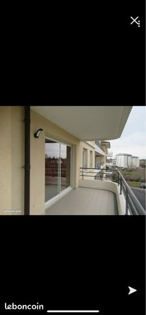 Appartement T3, 2 chambres