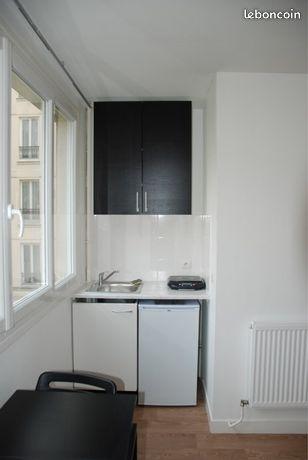 Studio meublé 14m2 Mairie de Montrouge