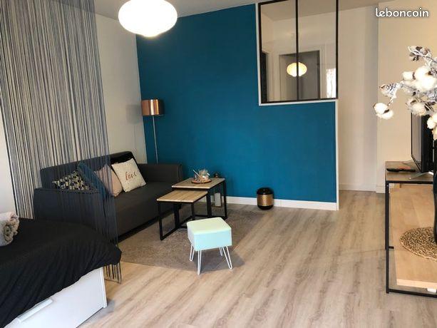 Grand Studio meublé à Moilesullaz pour Juin et Juillet