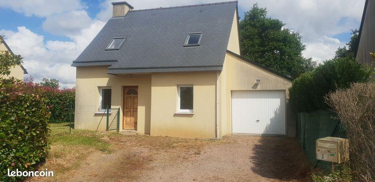 Maison A Vendre Montauban De Bretagne 35360