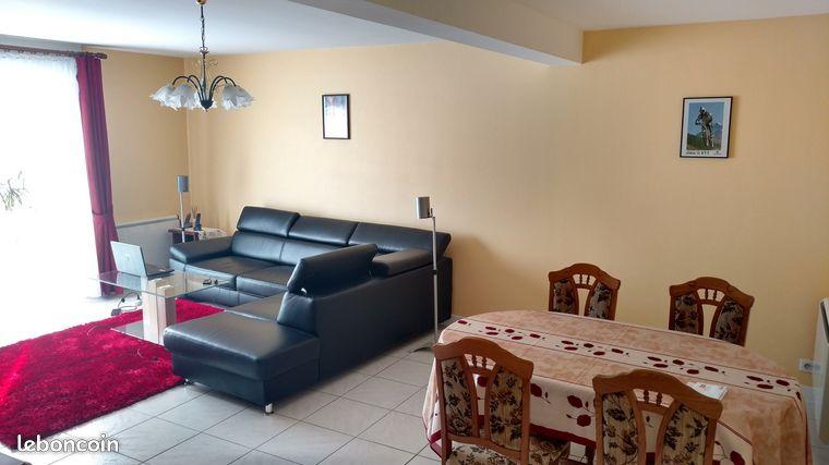 Appartement F3 92m2 à Hettange-Grande
