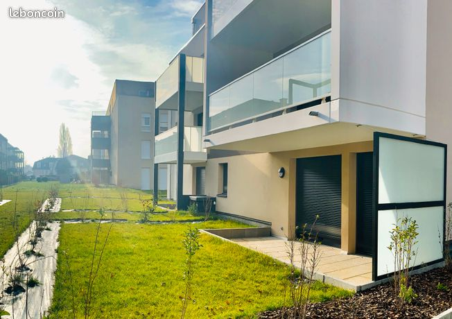 Appartement 2P 41m² - Logement neuf
