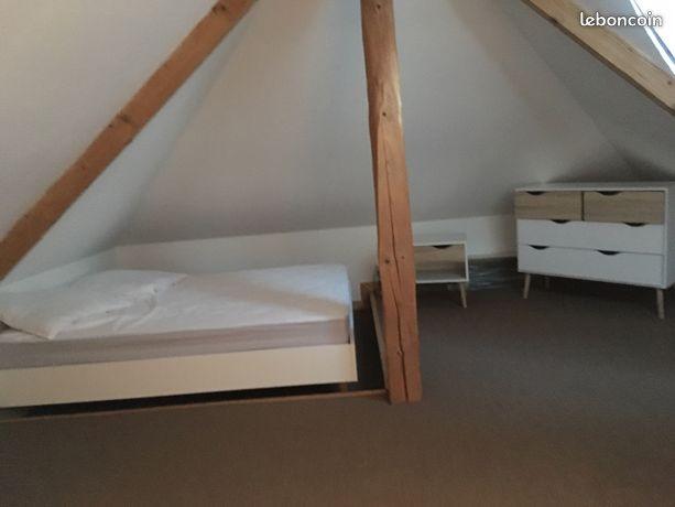 A louer meuble f2 duplex tout confort