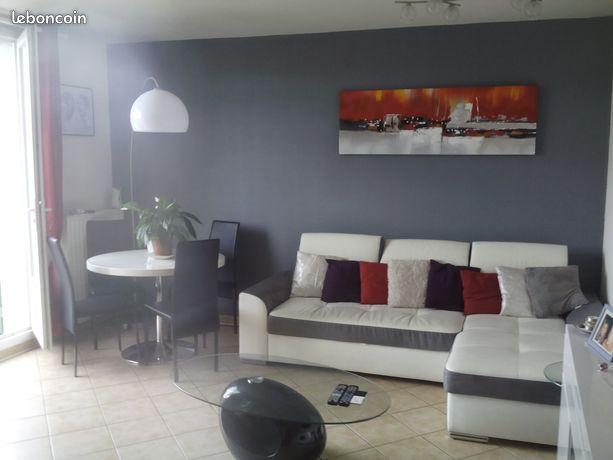 T2 duplex 45 avec Terrasse et Garage dans résidence calme