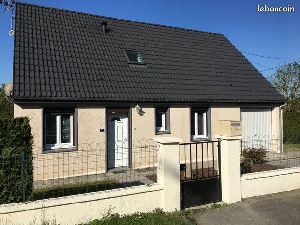 Maison à louer - Gricourt (10)