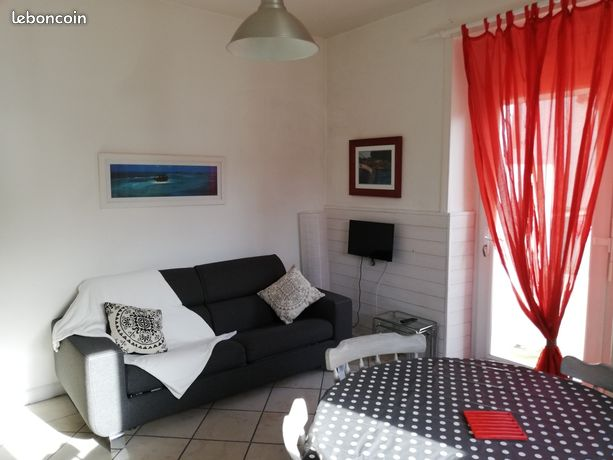 Appartement en plein bourg