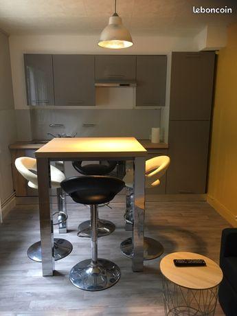 Appartement A Louer Saint Germain La Blanche Herbe 14280