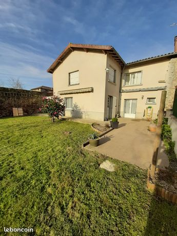 Maison Saint Gence Bourg