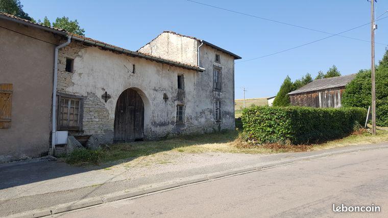 Maison ancienne a renover
