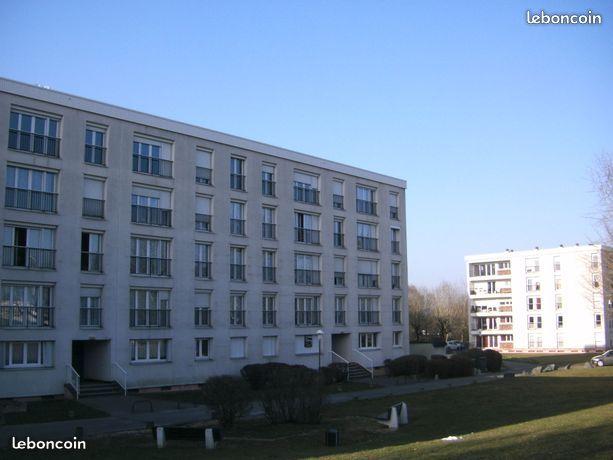 Appartement F3 de 64m2 situé au 2éme étage