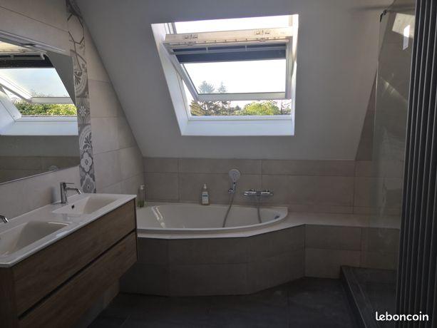 Appartement 200m2 centre Brumath