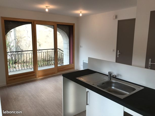 Beau T3 de 77 m2 dans une maison de village rénovée à Vulbens