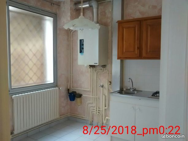 Grand T2 en rdc dans petite résidence sécurisée
