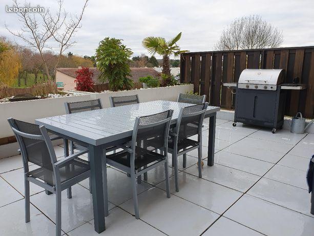 Duplex F4 avec Terrasse