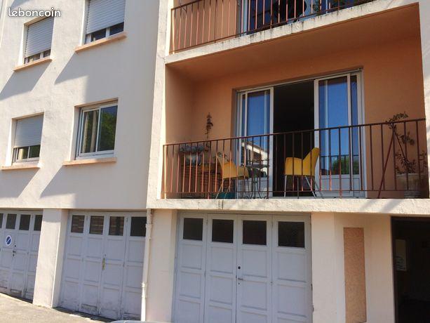 Appartement T3/4 + garage à Anglet Mairie (entre Bayonne et Biarritz)