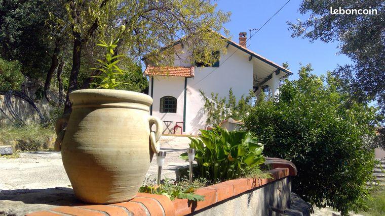 Appartement T2 meublé avec grand jardin