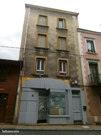 Appartement dans immeuble ancien