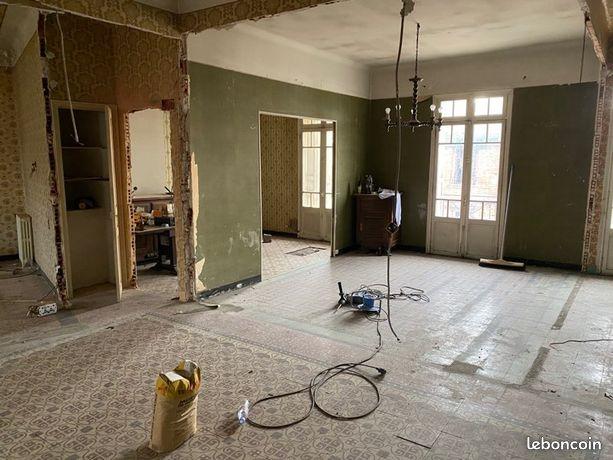 Appartement 120m2 à rénover
