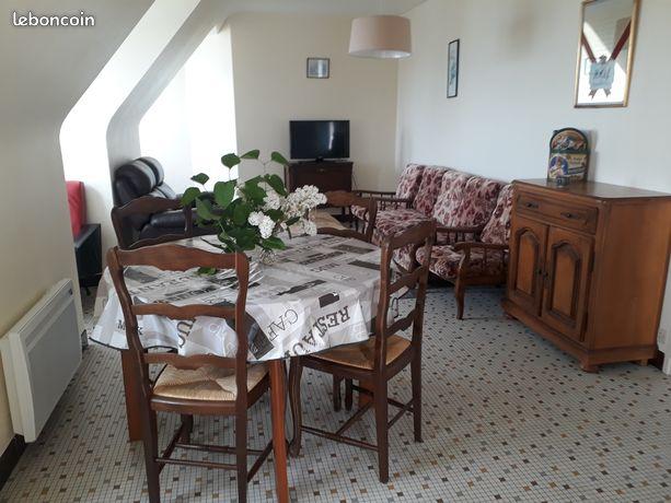 T3 meublé à l'année au Val André