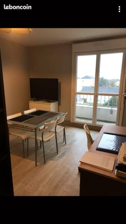 Appartement T1 bis Quartier Belle Beille