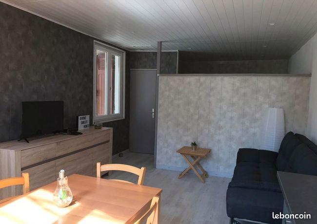 Appartement T2 avec terrasse - à Créteil