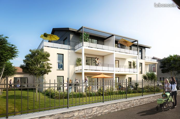 Appartement A Vendre Diemoz 38790