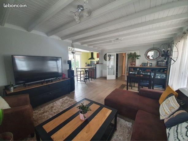 Maison 80 m2 avec 3 chambres