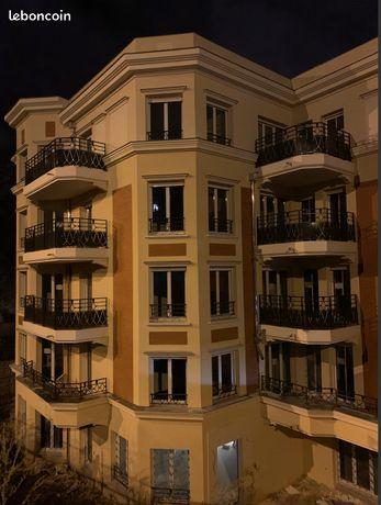 2 pieces neuf avec balcon