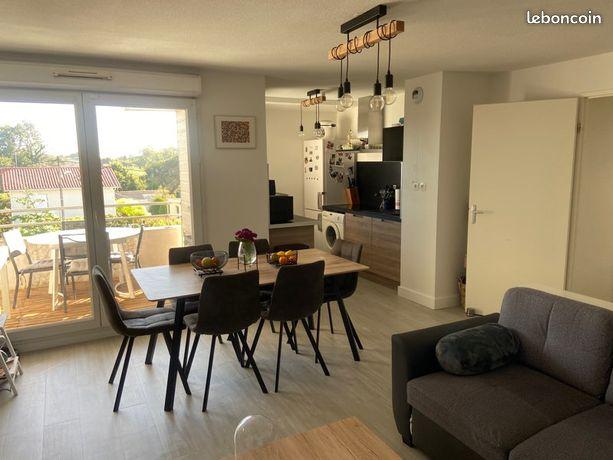 Appartement T3 56 m2